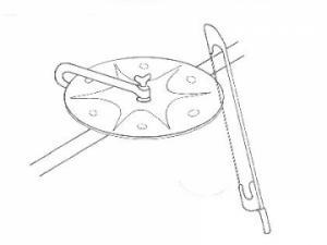Chladni Plate Diagram