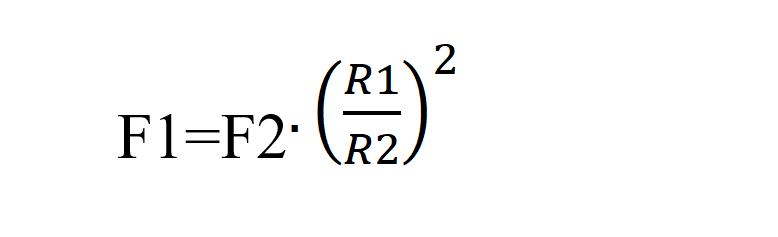 Hydraulic Press Equation 3