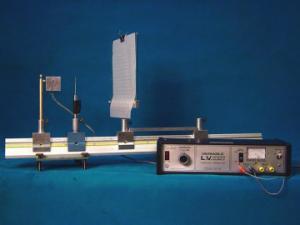 Inverse Square Apparatus 1