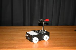 Newton's Cart 1