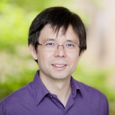 Professor Ken Crozier
