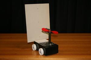 Newton's Cart 2
