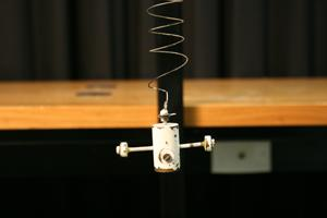 Wilberforce Pendulum
