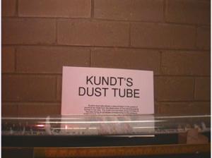 Kundt's Tube