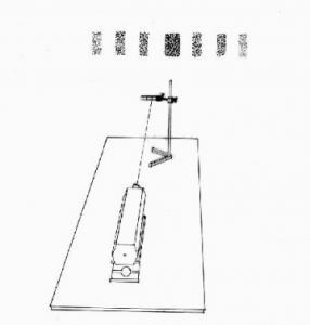 Slit Diffraction Diagram